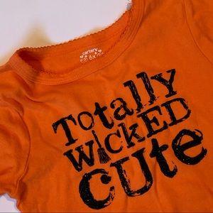 🎃 Carter's Halloween long sleeve shirt sz 6x